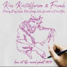 Kris Kristofferson: Record Plant Sausalito April 2 1973, 2 CDs