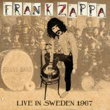 Frank Zappa (1940-1993): Live In Sweden 1967, CD