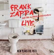 Frank Zappa (1940-1993): Live ... New Years Eve 1973 (Black Vinyl), LP