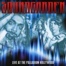 Soundgarden: Live At The Palladium Hollywood, CD