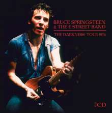 Bruce Springsteen (geb. 1949): The Darkness Tour 1978, 3 CDs