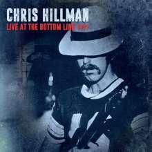Chris Hillman: Live At The Bottom Line 1977, CD