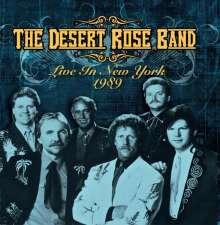 The Desert Rose Band: Live In New York 1989, CD