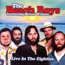 The Beach Boys: Live In The Eighties feat. Brian Wilson, 2 CDs