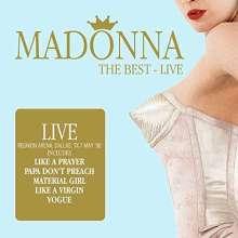 Madonna: The Best: Live 1990, 2 CDs