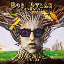 Bob Dylan: Decades Live...'61 To '94, 8 CDs