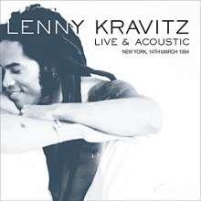 Lenny Kravitz: Live & Acoustic - New York, 14th March 1994 (180g), LP