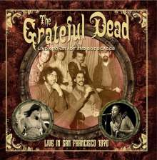 Grateful Dead & Boz Scaggs: Live In San Francisco 1970 (KQED Broadcast 30 August 1970), CD