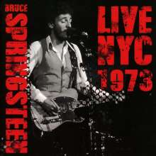 Bruce Springsteen: Live NYC 1973, CD