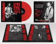 Bruce Springsteen: Live NYC 1973 (180g) (Limited-Numbered-Edition) (Red Vinyl), LP