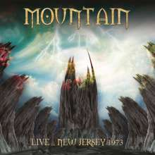 Mountain: Live - New Jersey 1973 (180g), LP