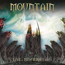 Mountain: Live...New Jersey 1973, CD