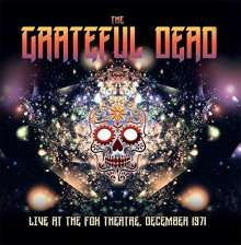 Grateful Dead: Live At The Fox Theatre, December 1971, 3 CDs