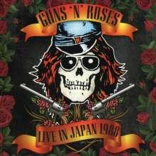 Guns N' Roses: Live In Japan 1988, 2 CDs