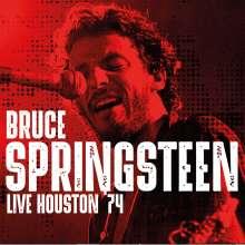 Bruce Springsteen: Live...Houston '74, CD