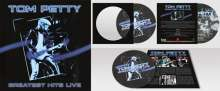 Tom Petty: Greatest Hits Live (180g) (Limited-Edition) (Picture Disc), LP