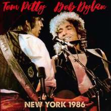 bob dylan tom petty new york 1986 2 cds jpc. Black Bedroom Furniture Sets. Home Design Ideas