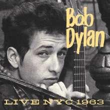 Bob Dylan: Live NYC 1963, CD