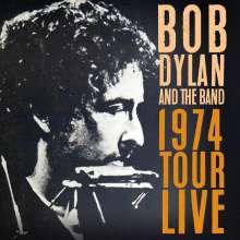 Bob Dylan: 1974 Tour Live, 3 CDs