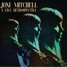 Joni Mitchell: A Live Retrospective, 2 CDs