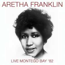 Aretha Franklin: Live Montego Bay '82, CD