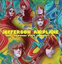 Jefferson Airplane: Live California State University 1967, CD