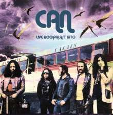 Can: Live Rockpalast 1970, CD