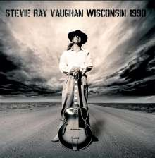 Stevie Ray Vaughan: Wisconsin 1990, 2 CDs