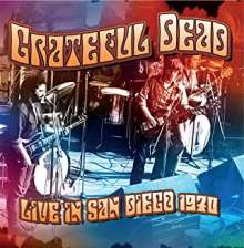 Grateful Dead: Live In San Diego 1970, CD