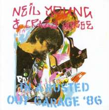 Neil Young: In A Rusted Out Garage '86, CD