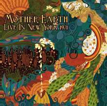 Mother Earth (USA): Live In New York 1971, CD