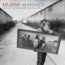 10, 000 Maniacs: Live At The Ritz, New York, 7th Aug. '87, CD