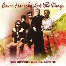 Bruce Hornsby: The Bottom Line New York, Sept '86, 2 CDs