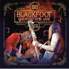 Blackfoot: 1983 Greatest Hits...Live, CD