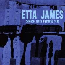 Etta James: Chicago Blues Festival, CD