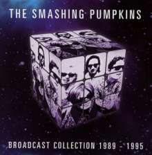 The Smashing Pumpkins: Broadcast Collection 1989-1995, 5 CDs