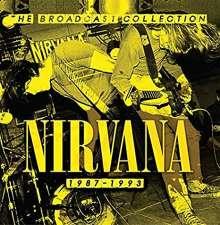 Nirvana: Broadcast Collection 1987 - 1993, 5 CDs