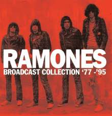 Ramones: Broadcast Collection '77 - '95, 9 CDs