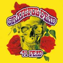 Grateful Dead: '71 Dead (New Artwork Version), 21 CDs