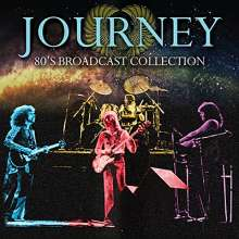 Journey: 80' Broadcast Collection, 8 CDs