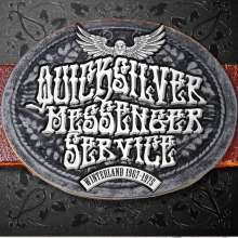 Quicksilver Messenger Service: Winterland 1967 - 1975, 4 CDs