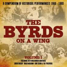 The Byrds: The Byrds On A Wing-Performances Volume 1, 8 CDs