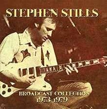Stephen Stills: Broadcast Collection 1973 - 1979, 6 CDs