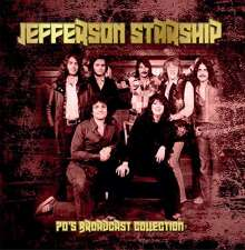 Jefferson Starship: 70's Broadcast Collection, 6 CDs