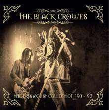 The Black Crowes: The Broadcast Collection '90 - '93, 5 CDs