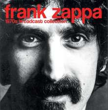 Frank Zappa (1940-1993): 1970s Broadcast Collection, 6 CDs