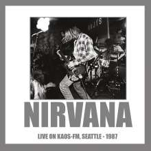 Nirvana: Live On Kaos FM, Seattle 1987, CD
