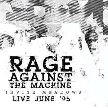 Rage Against The Machine: Irvine Meadows Live June '95, CD