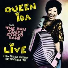 Queen Ida: Live From The Old Waldorf, San Francisco '80, CD