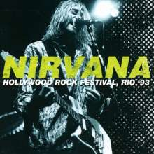 Nirvana: Hollywood Rock Festival, Rio '93, 2 CDs